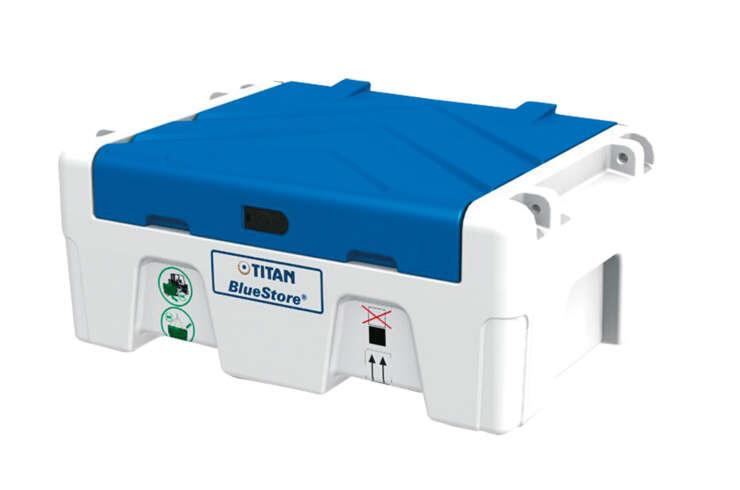 Nádrž na adblue TM200_BlueStore
